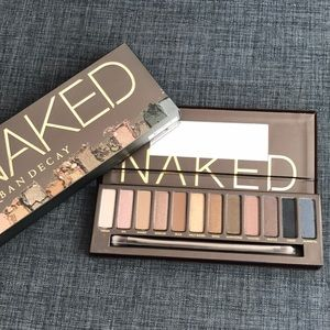 BNIB URBAN DECAY NAKED PALETTE 1 EYESHADOW